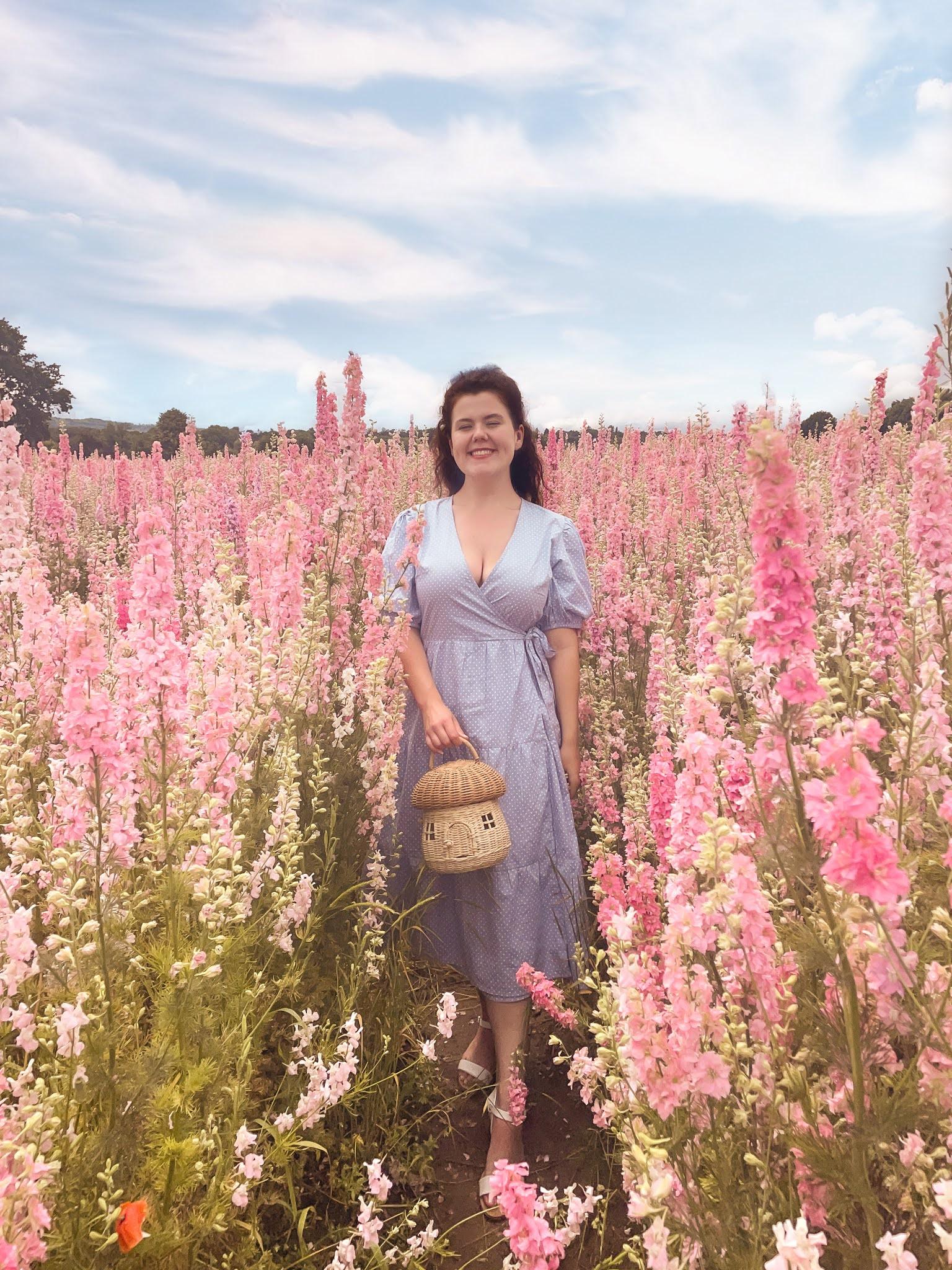 Real Petal Confetti Company UK Flower Field