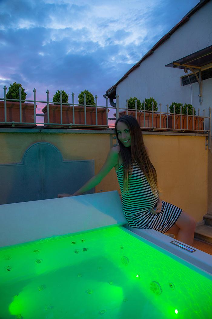 idromassaggio hotel brunelleschi firenze