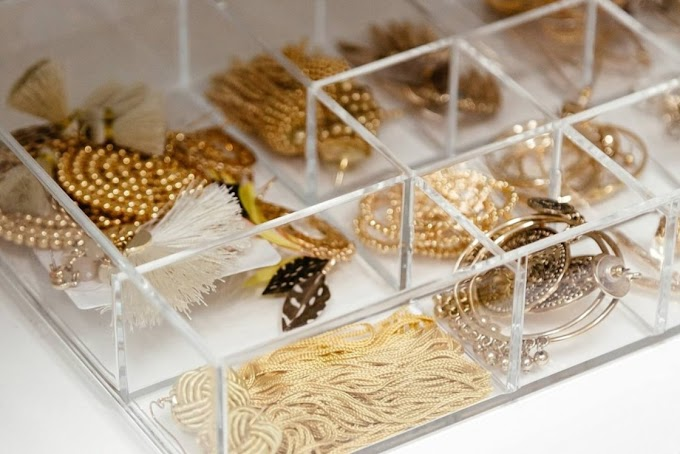 Creative Ways To Organize Jewelry & Acessoires