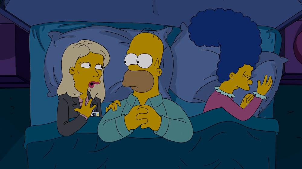 Simpson APU incontri