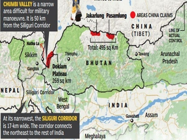 Strategic Importance of Sikkim for both India and China