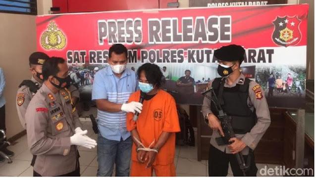 Dendam karna Ditolak , Pria Madura Bunuh Gadis Dayak Terancam Hukuman Mati
