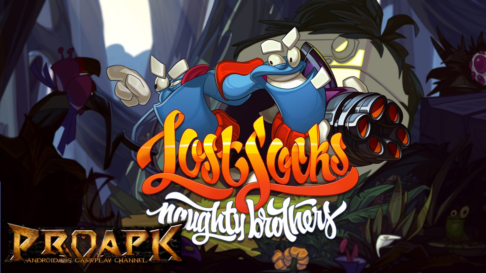 Lost Socks: Naughty Brothers