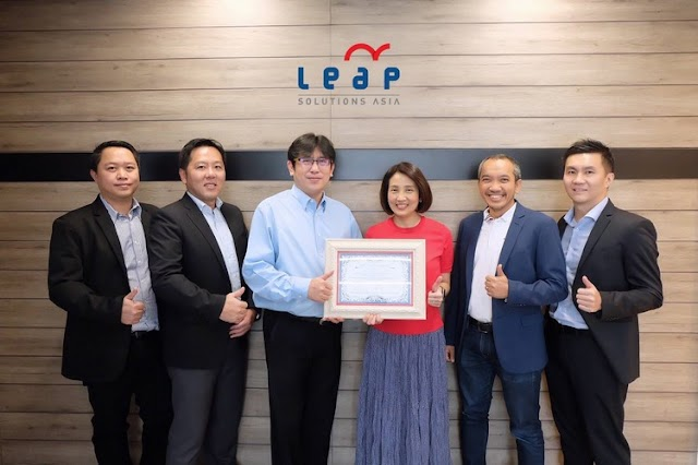 Leap Solutions Asia (LSA) achieved PCI DSS Certification Unveils the readiness to support financial community towards Cashless Society based services
