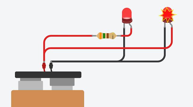 Resistor Pull-Up adalah, Resistor Pull-Down adalah, 3 Penggunaan Resistor Pada Rangkaian Elektronika