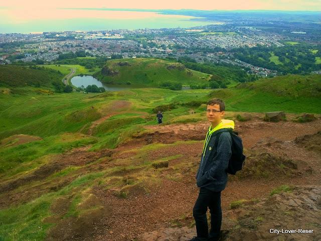 Edinburgh - Arthur´s Seat