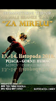 Humanitarni malonogometni turnir za pomoć Mirela Trutanić Gornji Humac slike otok Brač Online