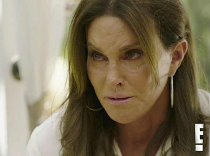 Caitlyn Jenner in tears by mentioning his children...Video