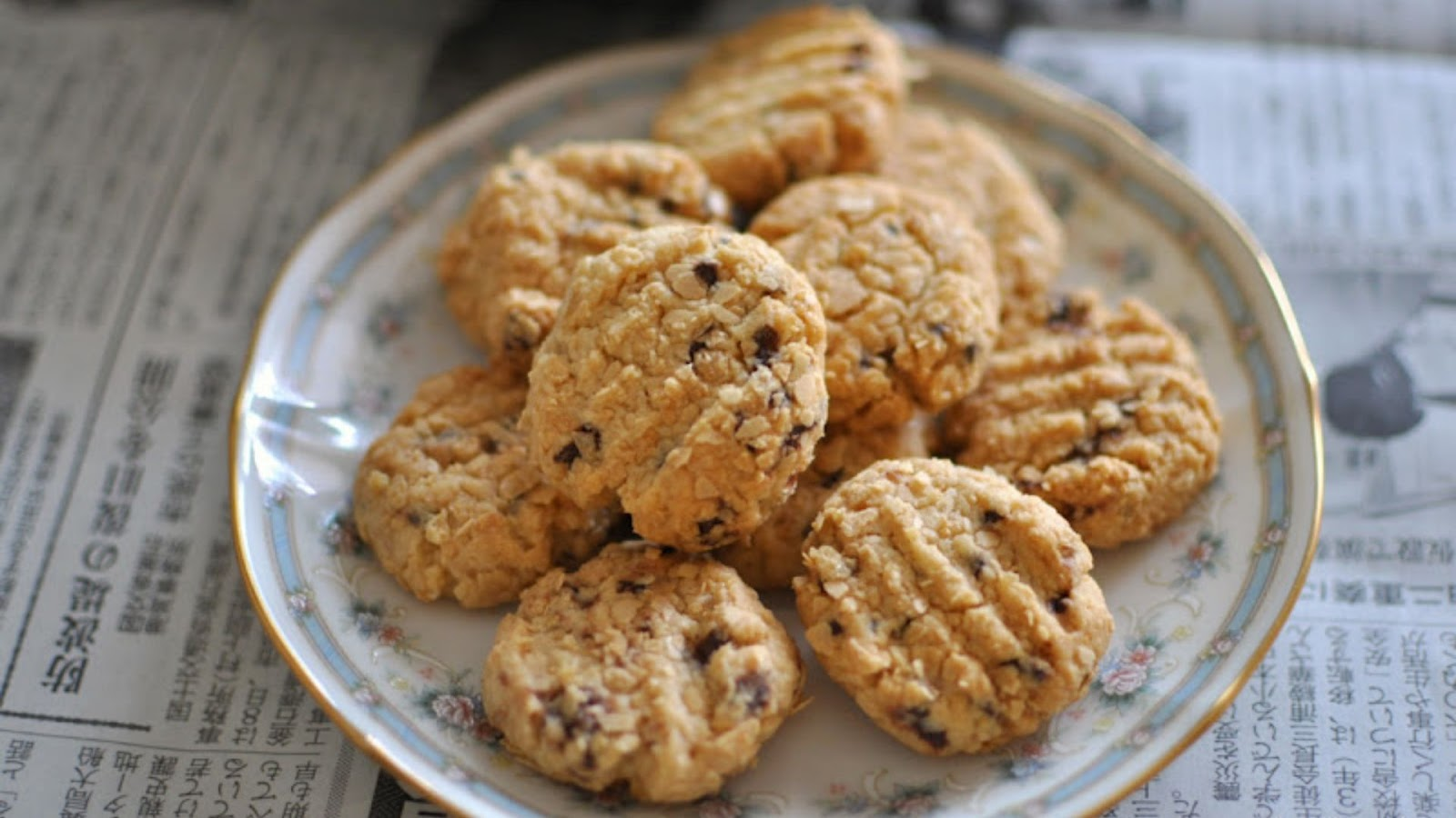 pening kedai biskut raya tak buka   resepi biskut Resepi Biskut Nestum Untuk Bayi Enak dan Mudah