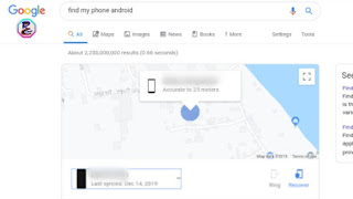 Find My Phone Andriod