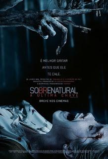 Análise Sobrenatural: A Última Chave