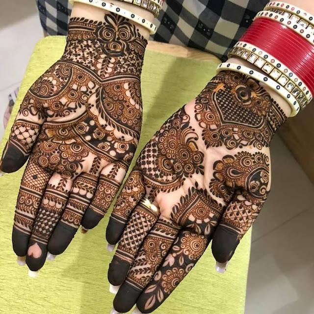 mehndi designs arabic
