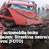 Stravična nesreća u Lukavcu - Vozač automobila teško povrijeđen