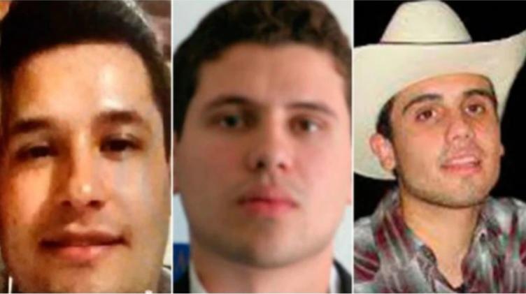 """El CJNG, un escuadrón de la muerte o Los Beltrán Leyva… los enemigos que amenazan a los descendientes de Joaquín """"El Chapo"""" Guzmán"""