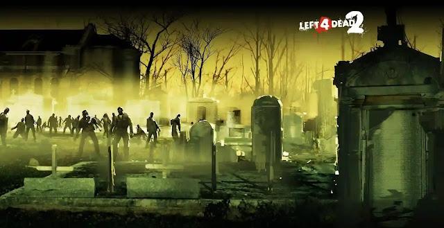 Left 4 Dead 2 (2006) best zombie games, best zombie survival games, the best zombie game,zombie games and best zombie games ever.