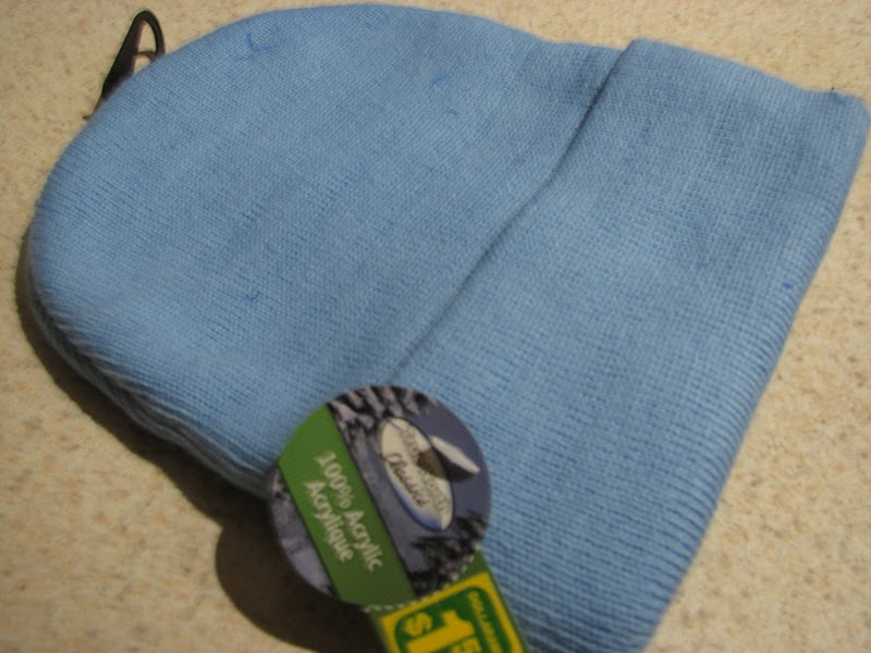 The Simple Craft Diaries: Thing 1 and Thing 2 Hats