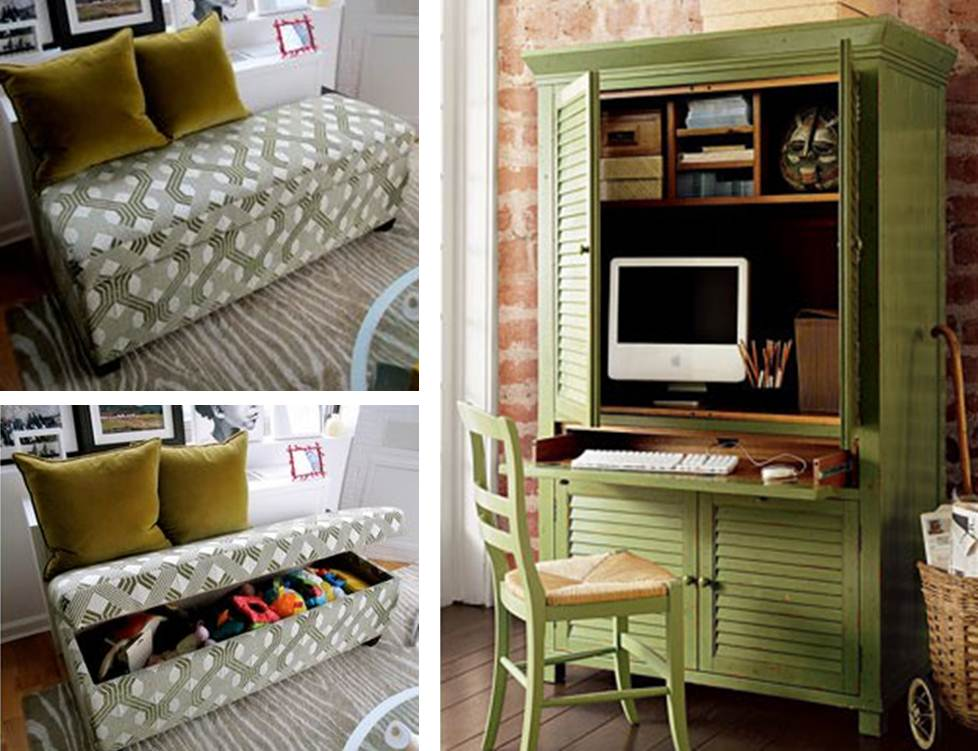 Lifestyle In Blog: Ideas For Small Space