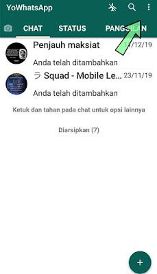 Cara Membuat Tema WhatsApp dengan MOD