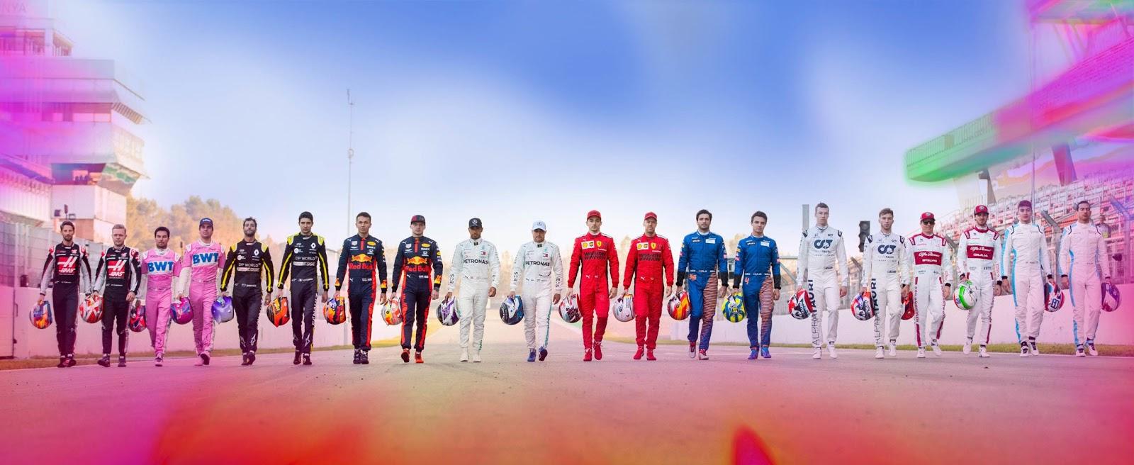 [Video] Inizia il Mondiale 2020 di Formula 1 | Sigla ufficiale