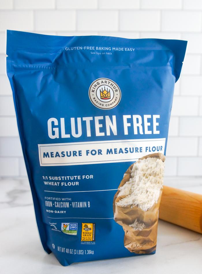 king arthur flour gluten-free flour