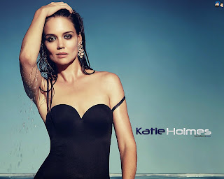 Katie Holmes Sexy Wallpaper