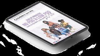 Guia de Produtos Liberados para No Poo e Low Poo de 2018 do Cabeleira em Pé - Grátis!