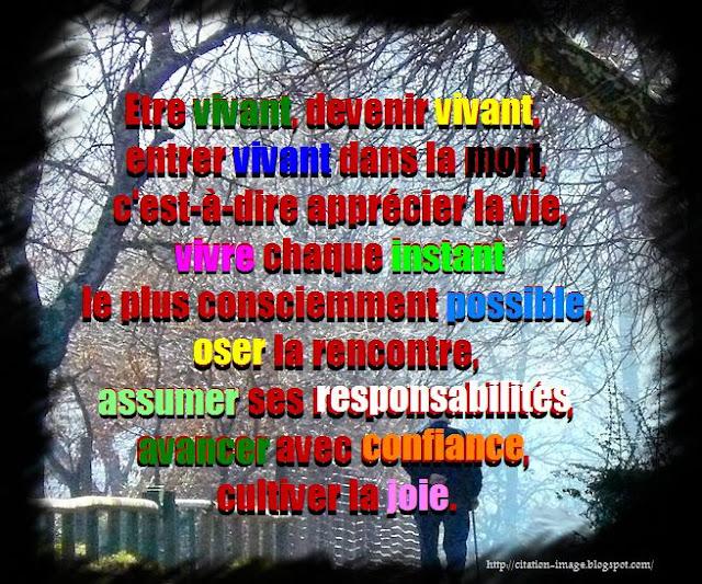 Citation sur la responsabilité