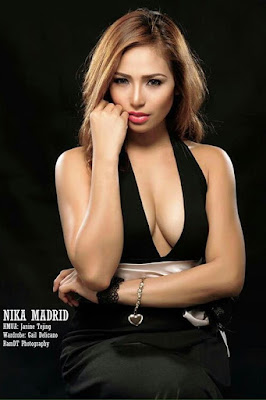 Hot and sexy photos of beautiful busty pinay hottie chick model Nika Madrid photo highlights on Pinays Finest Sexy Photo Collection site.