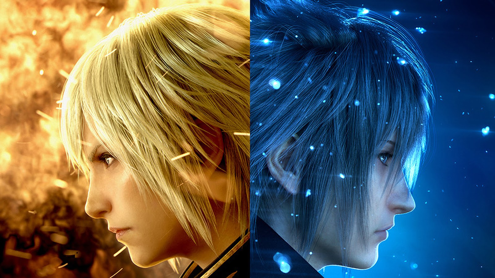 Final Fantasy 15 Wallpapers: HD Wallpapers : Final Fantasy XV HD Wallpapers