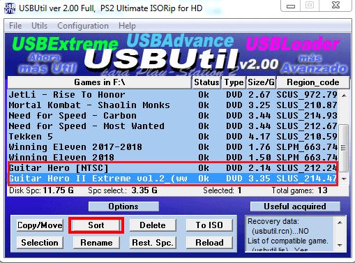Cara Menambah dan Memasukkan Game PS2 ISO Ke Harddisk Matrix
