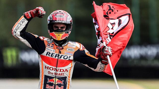Biografi Marc Marquez, Bintang MotoGP yang Mendunia yang Harus Kamu Tahu