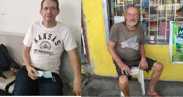 Foreigner na pumunta ng Pilipinas para sa isang Pinay, sa Kalsada humantong dahil naubos ang pera