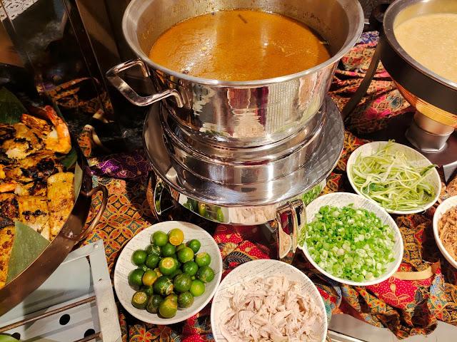 Makan Buffet Ramadhan 'Selera Malaysia' Di Anantara Desaru Coast Dah Macam Bercuti Di Luar Negara