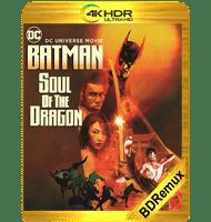 BATMAN: ALMA DEL DRAGÓN (2021) BDREMUX 2160P HDR MKV ESPAÑOL LATINO