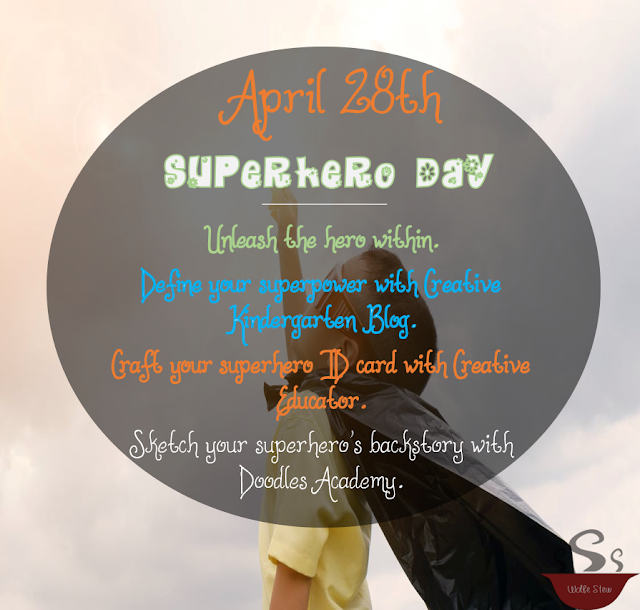 April 28, 2020 - the day your learner discovers personal superpowers!