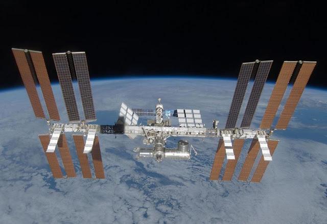 Εντυπωσιακή φωτογραφία της Πελοποννήσου από το διάστημα