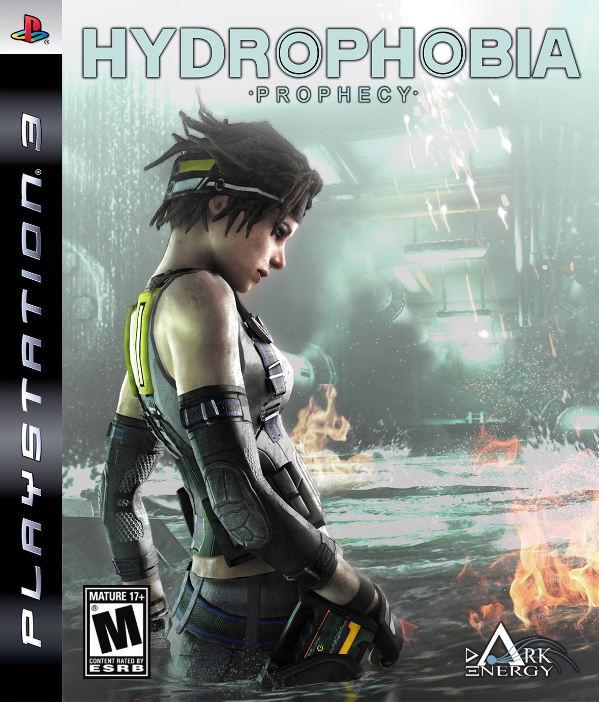 Hydrophobia Prophecy PS3 ISO