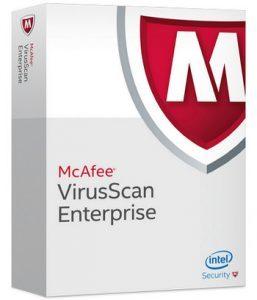 McAfee VirusScan Enterprise 8.8 P15 Download Grátis