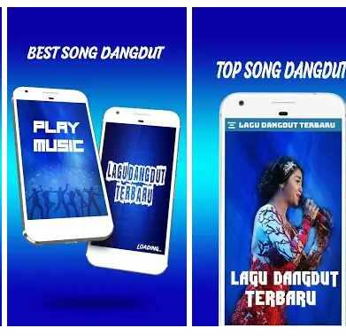 Aplikasi Lagu Dangdut 2019