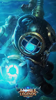 Cyclops Deep Sea Rescuer Heroes Mage of Skins September Starlight 2018 V5
