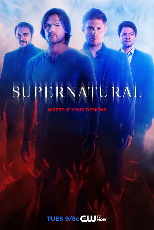 Supernatural Temporada 10 11 12 y 13 Castellano 720p