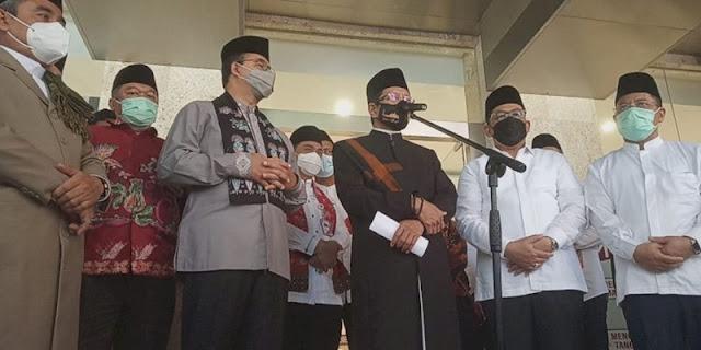 Perhatian! Shalat Tarawih Di Masjid Istiqlal Maksimal 2 Ribu Jemaah