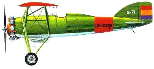Gourdou-Lesurre GL-32