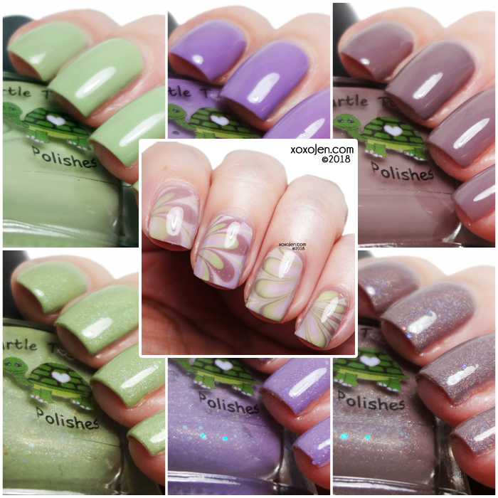 xoxoJen's swatch of Turtle Tootsie Pet Peeves