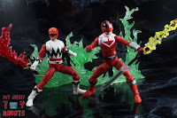 Power Rangers Lightning Collection Time Force Red Ranger 57