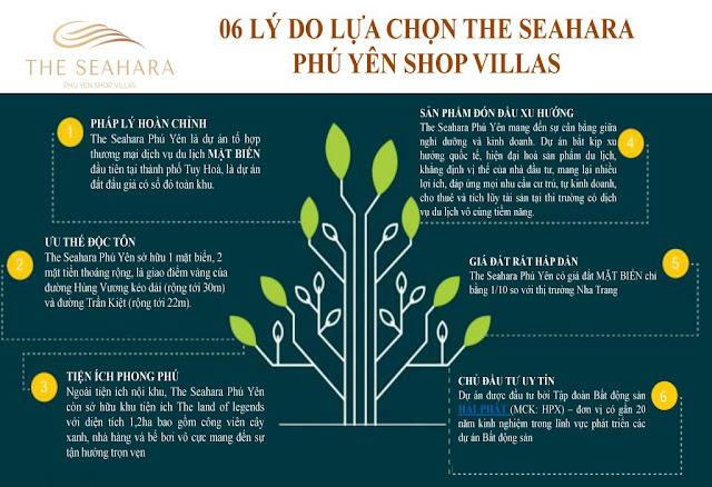 lý do nên mua dự án the seahara phú yên