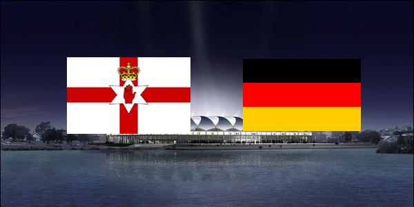 مباراة المانيا وايرلندا الشمالية بتاريخ 09-09-2019 التصفيات المؤهلة ليورو 2020