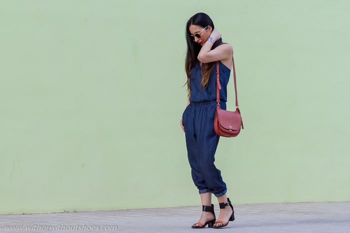 Influencer de valencia de moda belleza con ideas para vestir comoda