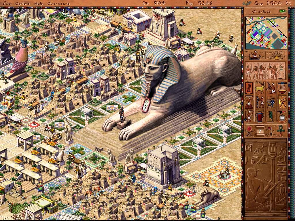 Pharaoh - PC Full Version Free Download