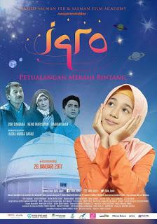 Download Film Iqro: Petualangan Meraih Bintang (2017) DVDRip - Film Indonesia
